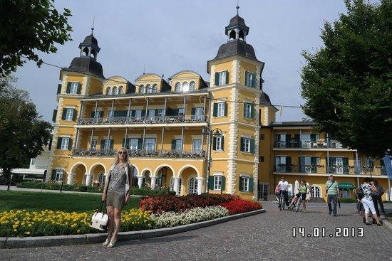 Falkensteiner Schlosshotel Velden: FALKENSTEINER Schlosshotel,