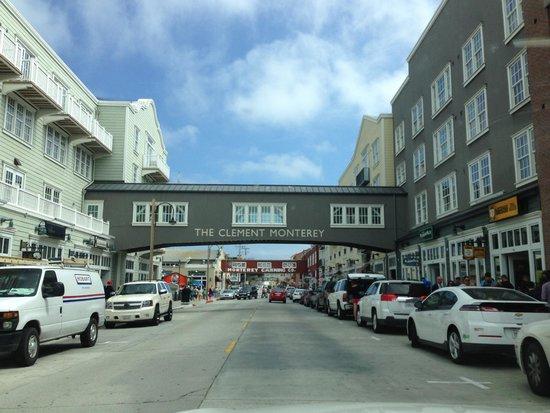 Cannery Row: The Row