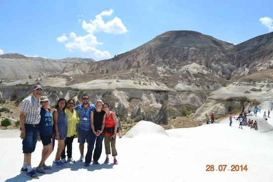 Reliable Travel: In Cappadocia with the group