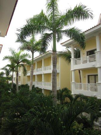 Luxury Bahia Principe Esmeralda Don Pablo Collection: Vue de notre chambre