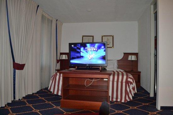 WestCord Hotel Noordsee : Kamer deluxe