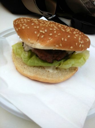 La Gran Guardia : Hamburger