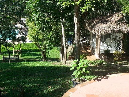 Hotel Sambaetiba: Piscina e sauna