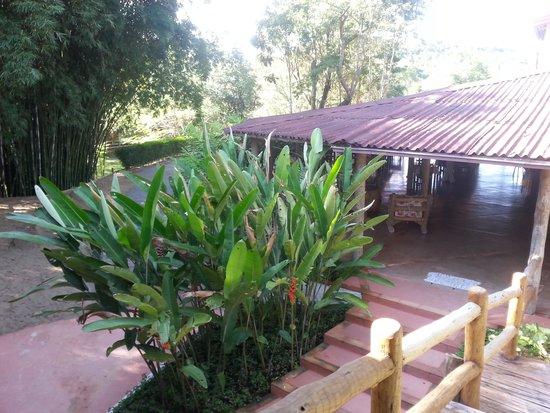 Hotel Sambaetiba: Restaurante