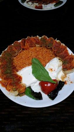 Cihan Kebap Restaurant: Beyti kebab