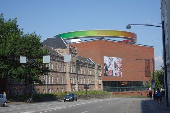 kunstmuseum København zoo i Århus