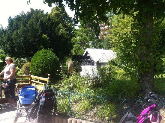 Bois de boulogne fotograf a de jardin d 39 acclimatation - Jardin d acclimatation bois de boulogne ...