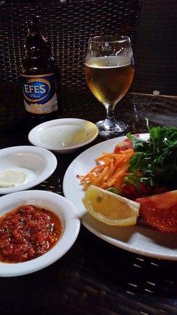Cihan Kebap Restaurant: Apetizer
