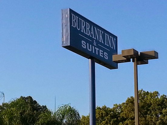 Burbank Inn & Suites: Nice Hotel