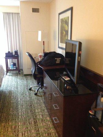 Atlanta Marriott Perimeter Center: Lovely hotel