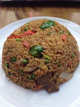 Epicurean Food Hall : Thai fried rice