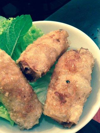Sabaidy - Cuisine d'Asie : Nems