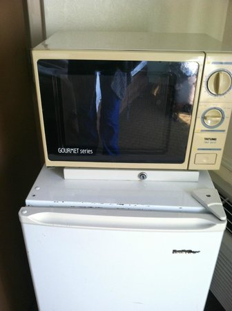 Days Inn Willoughby/Cleveland : ancient appliances