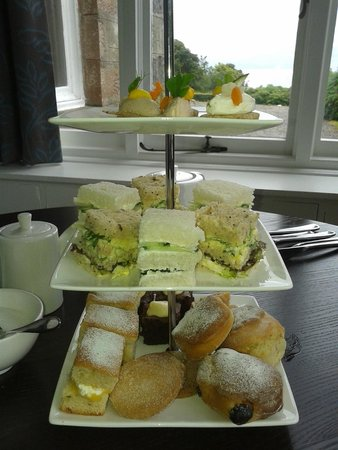 Duisdale House Hotel: Afternoon Tea