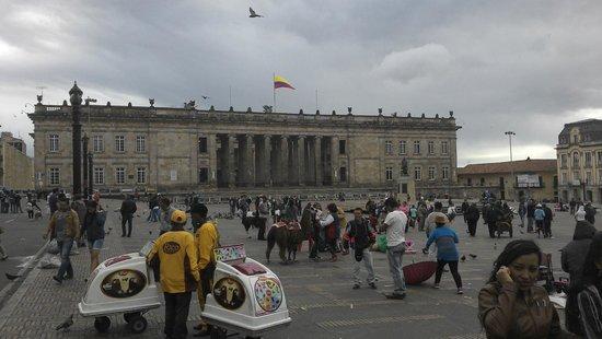 Capitolio Nacional : Plaza