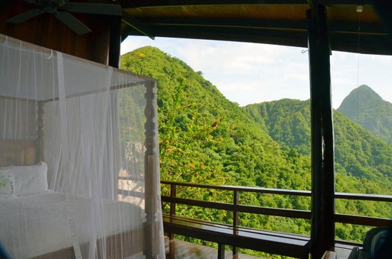 Ladera Resort : bed view 2