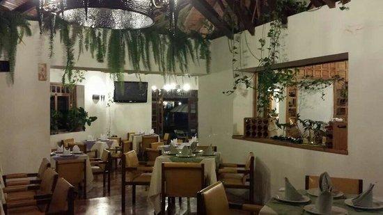 """Hosteria de Vilcabamba: El restaurante de la hosteria """"una excelente comida"""""""