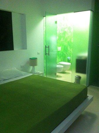 Hotel Residence Cave del Sole Resort & Beauty: Camera Orchidea