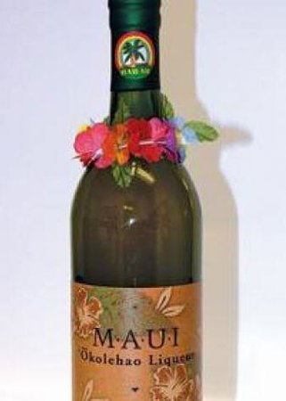Ka'anapali Beach Club: This is the bottle - if you care to look for it on the shelves. :)