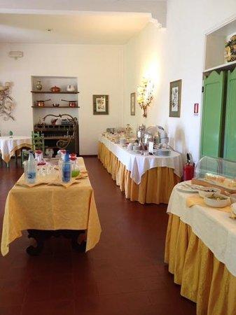 Hotel Villa Sirina: desayuno