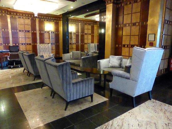 Grange City Hotel: la réception