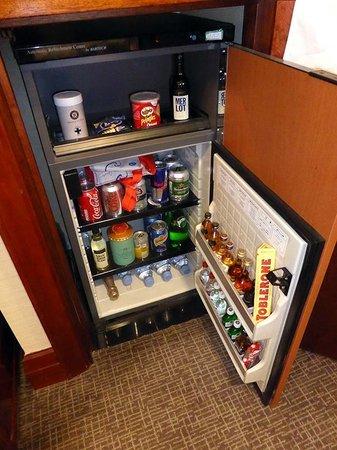 Grange City Hotel: le mini bar