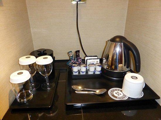 Grange City Hotel: pour le thé