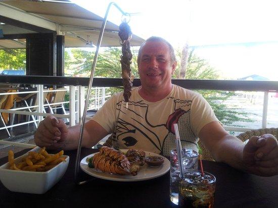 Porto Restaurant: Lobster Special