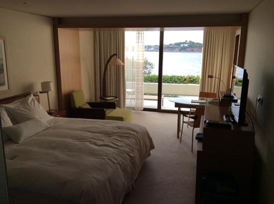 The Westin Athens Astir Palace Beach Resort: bedroom 2262 Grand Deluxe