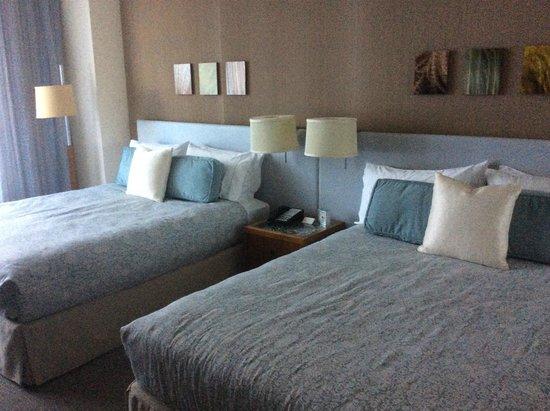 Hotel Vitale, a Joie de Vivre hotel: excelentes camas, muy confortables