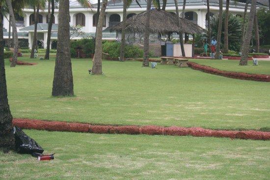 Taj Exotica Resort & Spa Goa: Grounds
