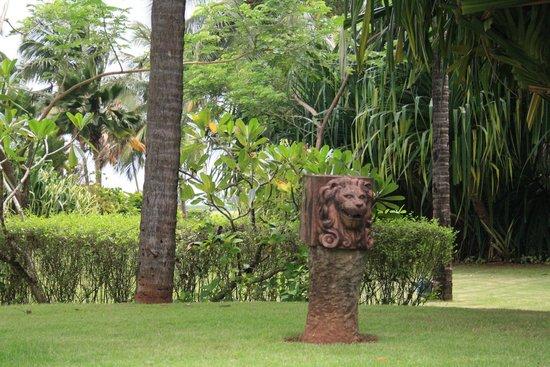 Taj Exotica Resort & Spa Goa: Garden villa view