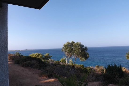 White Rocks Hotel & Bungalows: view from bungalow