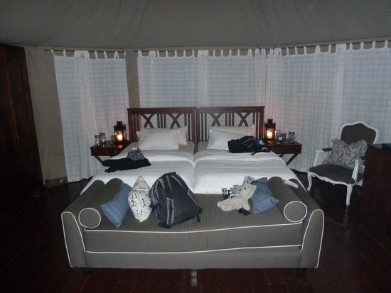 Thanda Safari : A Typical room