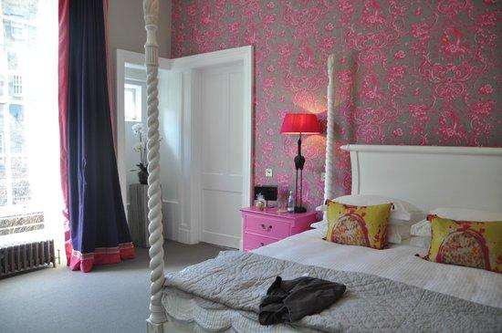 The Rutland Hotel: Bedroom