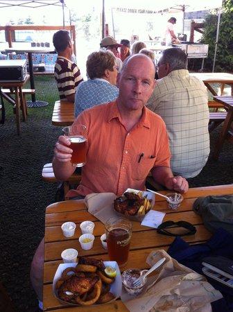 Boundary Bay Brewery & Bistro : Fish Fry