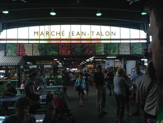 Jean-Talon Market: Welcome to Jean Talon