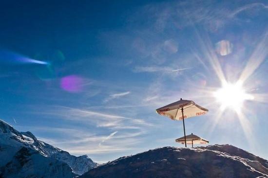 La Goelette: Les Alpes