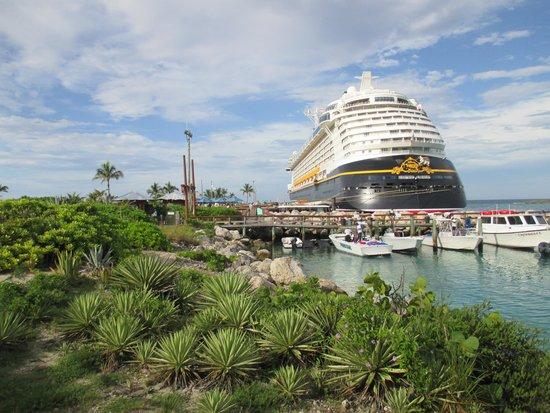 Castaway Cay : Island