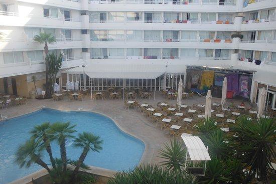 Viva Eden Lago: Pool area