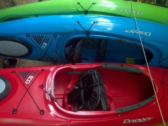 Terrapin Outdoor Center: Terrapin Creek Outdoors Kayak Rentals