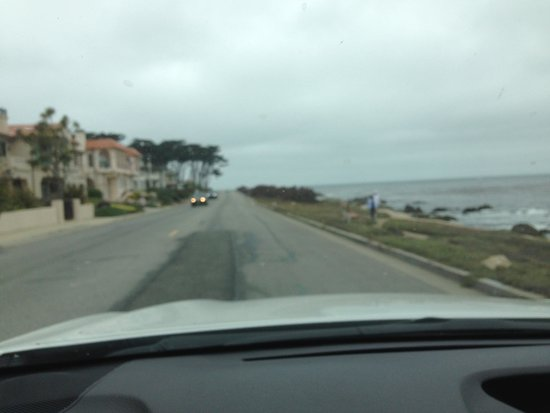 Pacific Grove Oceanview Boulevard: Oceanview Blvd.