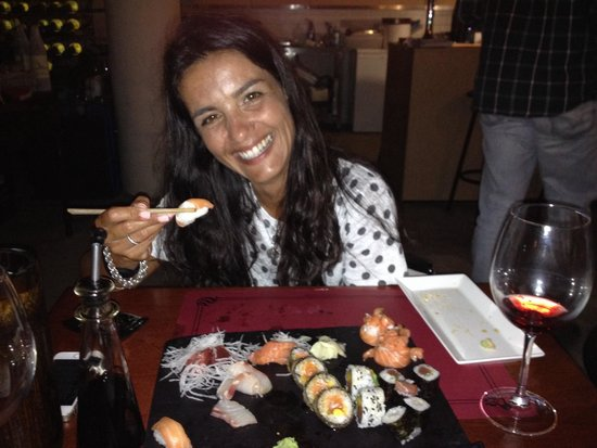 Sushi Fish: Muito muito Bom. Recomendamos.