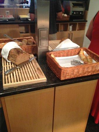 The Albus: café da manhã