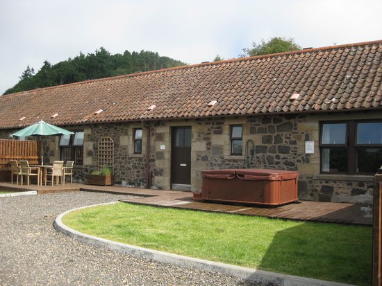 Balmeadowside Country Lodges and Cottages: Cherry Blossom Cottage