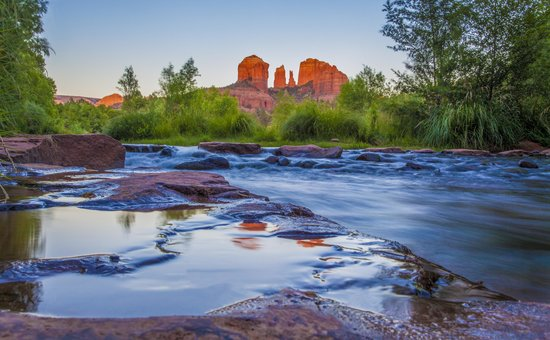 Sedona, AZ: Cathedral Creek