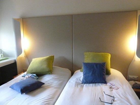 Campanile Saint Germain En Laye : lits jumeaux