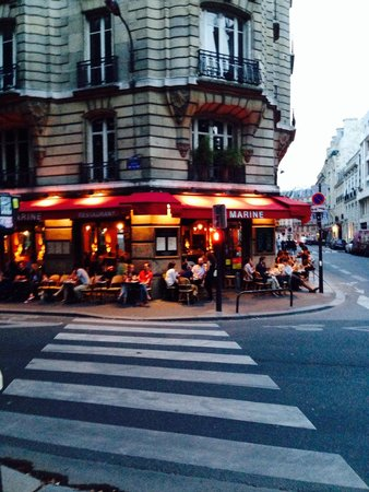 Crowne Plaza Paris Republique: Our fave bistro