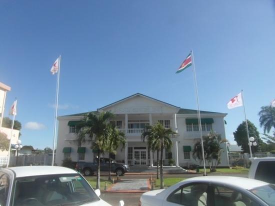 Hotel Residence Inn Paramaribo : Residence inn