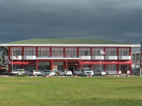 Hotel Residence Inn Paramaribo : Residence inn nieuw nickerie